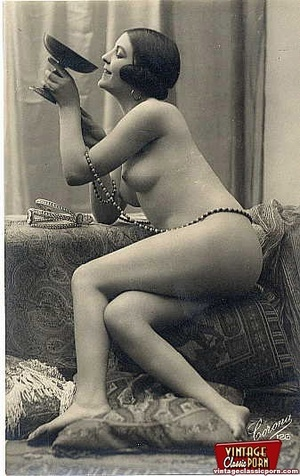 Some real vintage horny artistic erotica - XXX Dessert - Picture 5