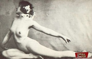 Some real vintage horny artistic erotica - XXX Dessert - Picture 7