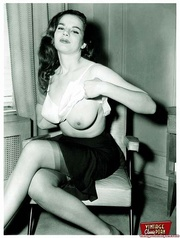 real vintage topless sweethearts