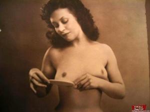 Some pretty topless girls enjoy posing d - XXX Dessert - Picture 10