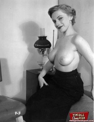 Some pretty topless girls enjoy posing d - XXX Dessert - Picture 12