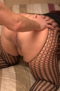 amateur, anal play, stockings, united kingdom