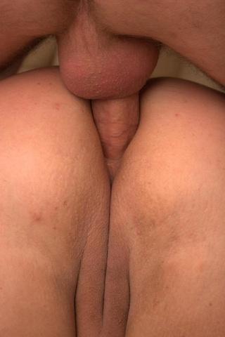 Red Butt Crack