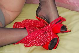 amateur, bbw, stockings, striptease