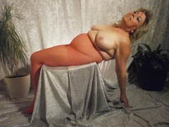 amateur, bbw, pantyhose, stockings