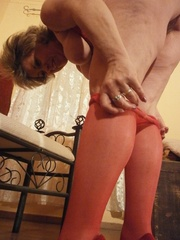 mature hairy caro from