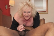 granny cum-on-body claire knight