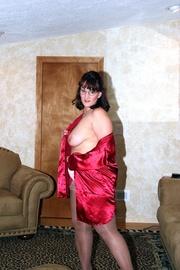 big tits nylons reba