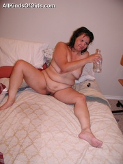 plump horny housewife gets