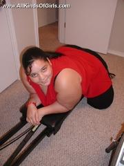 fat ass latina housewife