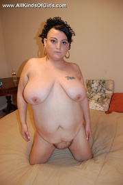 playful fat milf trying