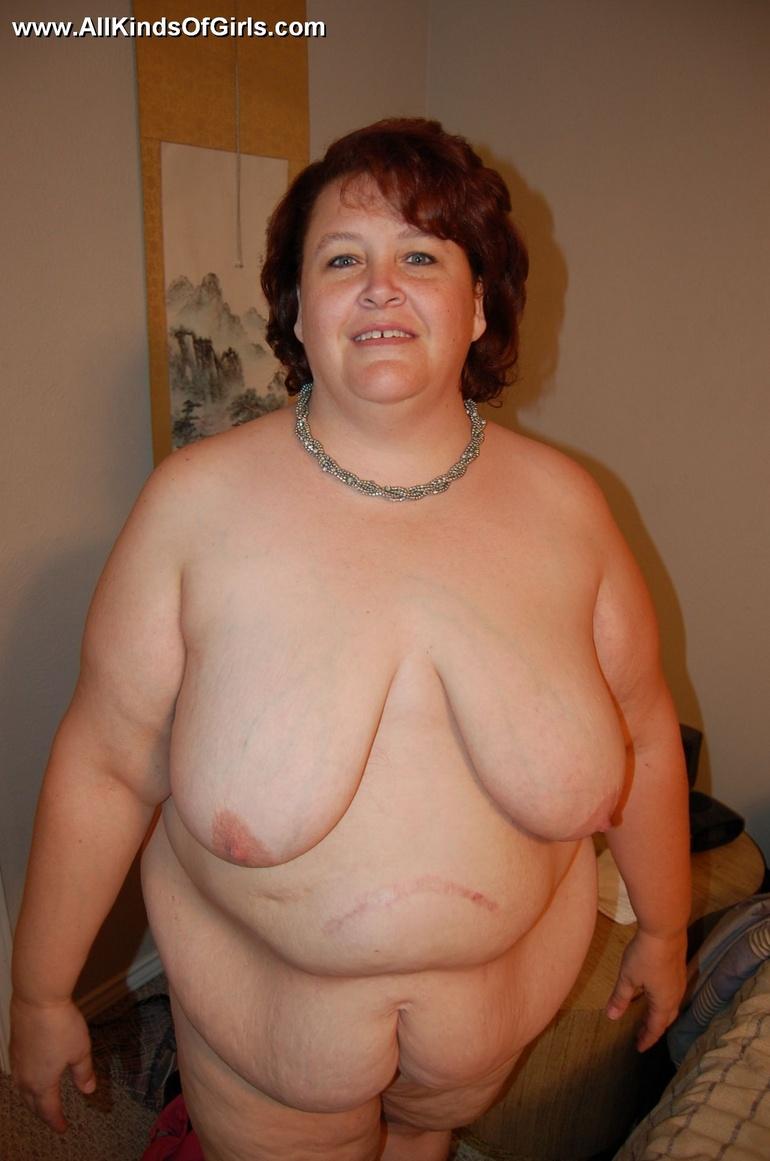 fat old moms naked
