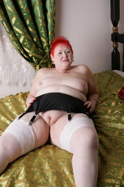 milf stockings valgasmic exposed