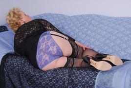 amateur, bbw, shoes, stockings
