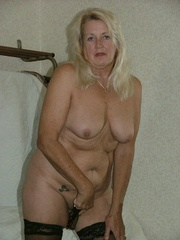 mature nylons adonna from