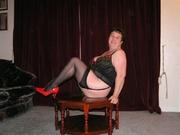 petite striptease kinky carol
