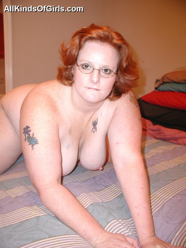 fat naked red heads