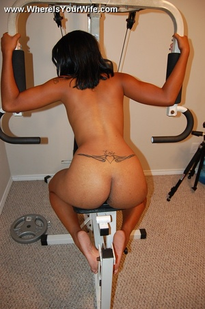 Super sexy perfect ass ebony housewife u - XXX Dessert - Picture 9