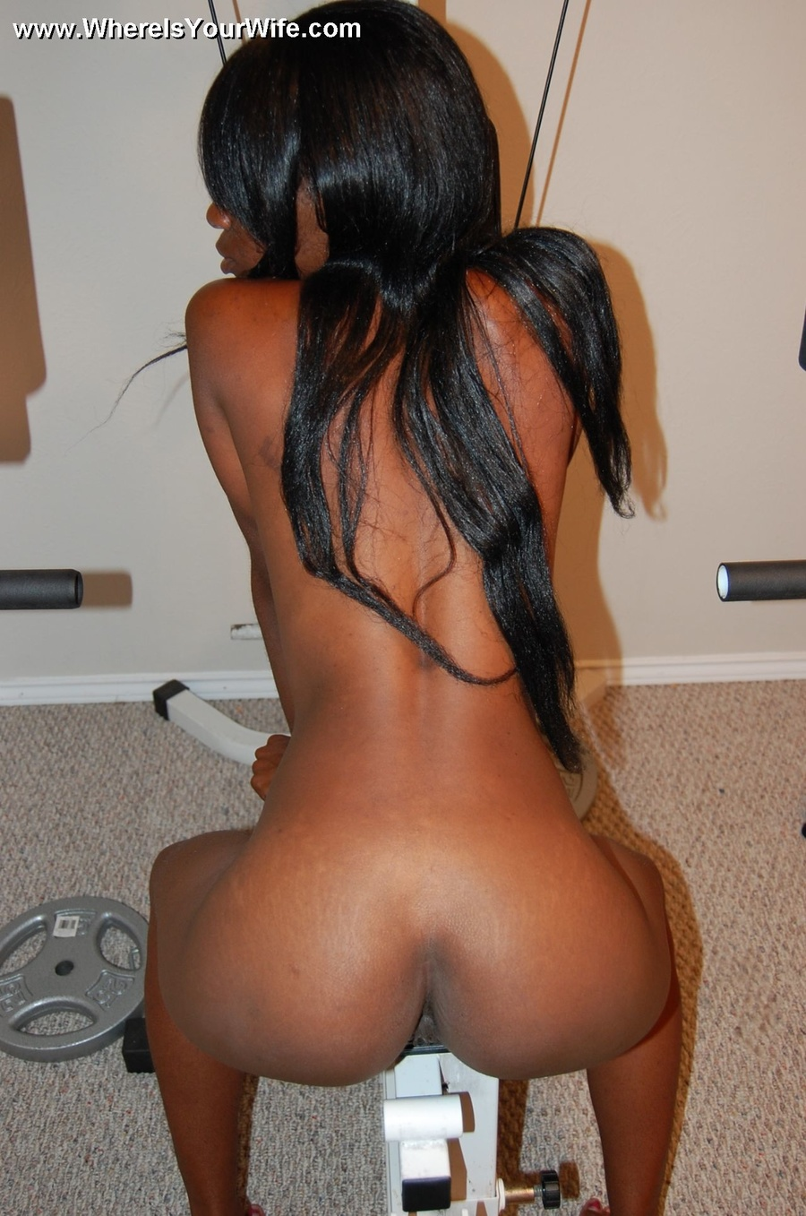 Round Ass Slim Black Milf Wants It Badly Fr - Xxx Dessert -8350