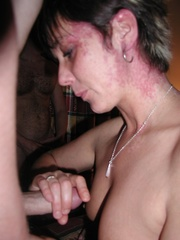 milf facials juicy from