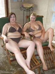 milf threesomes barby from
