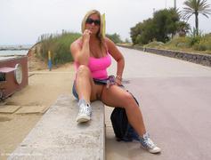amateur, big tits, legs, milf