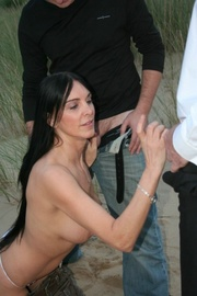 facials gangbang foxielady from