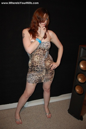 Awesome redhead cougar milf with perfect - XXX Dessert - Picture 2