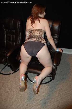 Awesome redhead cougar milf with perfect - XXX Dessert - Picture 4