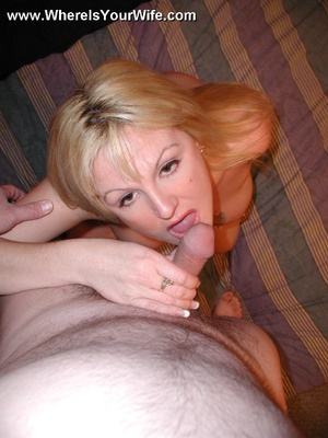 Round booty fat wife takinf off her pant - XXX Dessert - Picture 6