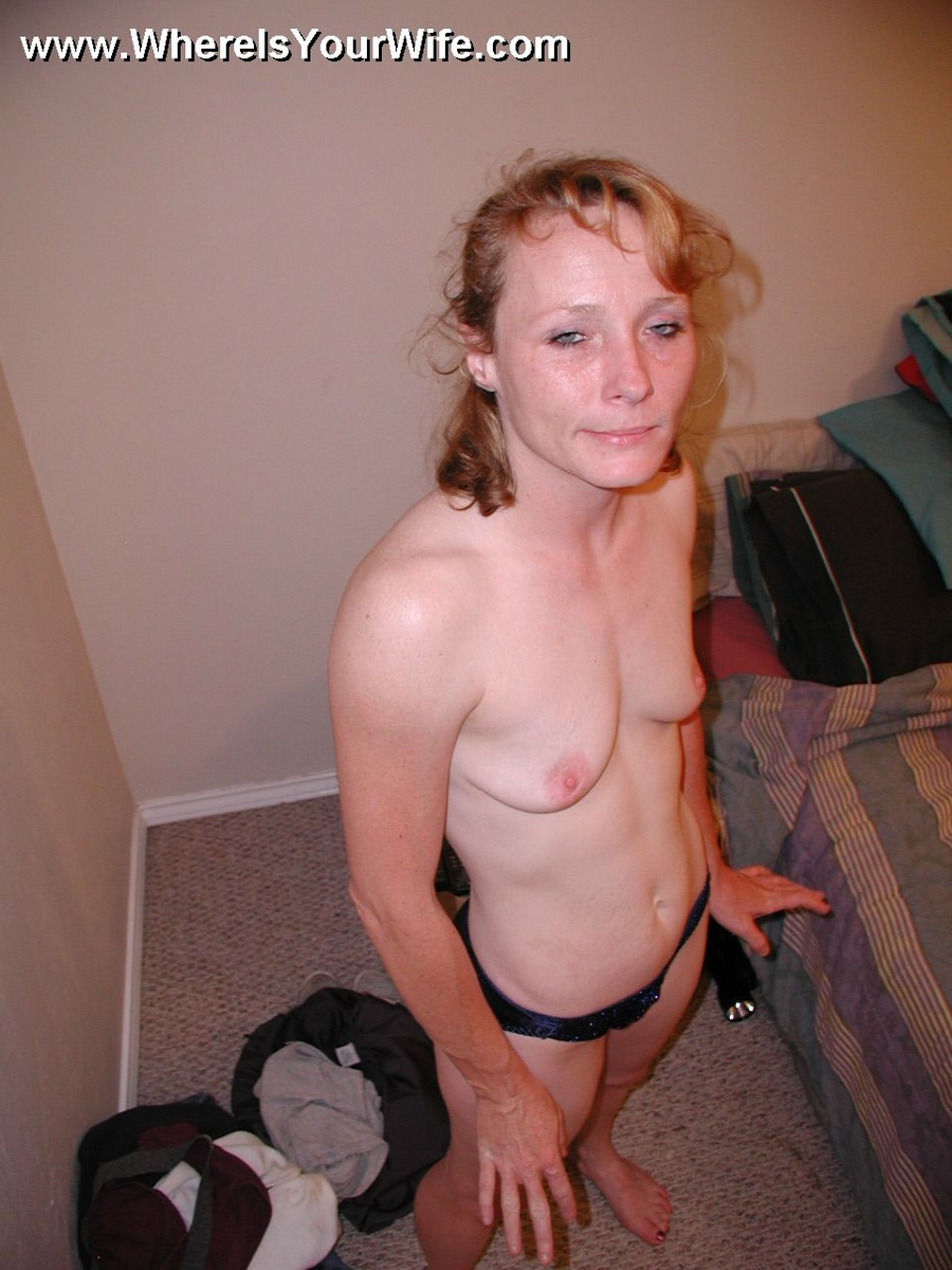 Advise you skinny mature blonde wife