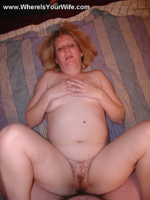 Plump busty wife strips and getting dril - XXX Dessert - Picture 9