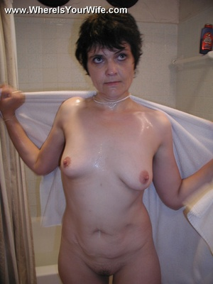 Mature nude Russian mom exposing her bod - XXX Dessert - Picture 8