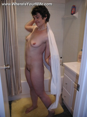 Mature nude Russian mom exposing her bod - XXX Dessert - Picture 9