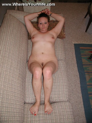 Chubby sexy wife Heidi loves being watch - XXX Dessert - Picture 11