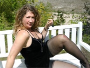 stockings cougar devlynn from