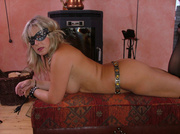 striptease nude chrissy from