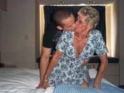 granny couples cougar champion