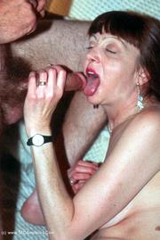 mature granny beth morggan
