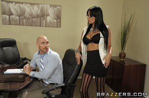 Johnny is a stressed out exec who needs  - XXX Dessert - Picture 6