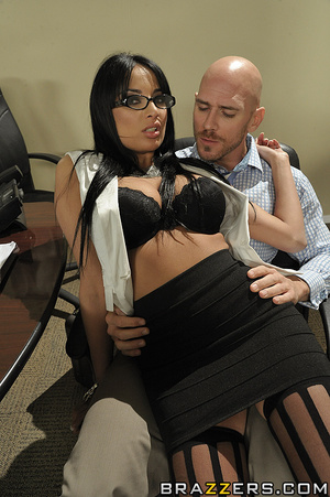 Johnny is a stressed out exec who needs  - XXX Dessert - Picture 7