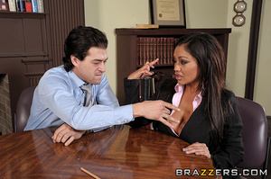 Priya and Xander are both fighting for t - XXX Dessert - Picture 5