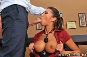Kayla is the new CEO at the ZZ ad agency - XXX Dessert - Picture 7