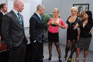 Mick and Johnny are ruthless attorneys.  - XXX Dessert - Picture 5