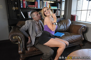 Krissy Lynn is applying for a clerical p - XXX Dessert - Picture 5