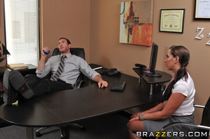 Kelly is the worst secretary ever! She d - XXX Dessert - Picture 5