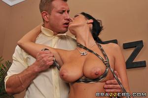 Ava is every male boss' dream. She sends - XXX Dessert - Picture 6