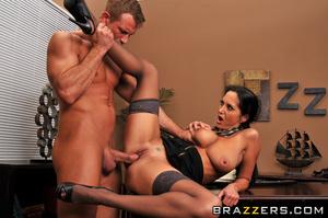Ava is every male boss' dream. She sends - XXX Dessert - Picture 14