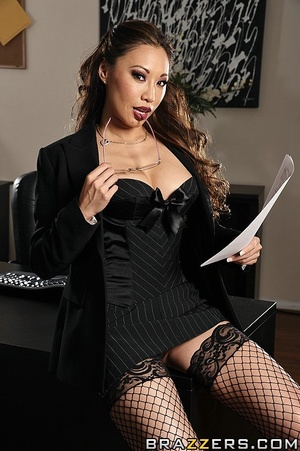 Miko Lee is one strong and confident ent - XXX Dessert - Picture 1