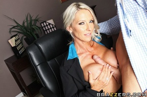 Johnny is pissed when the HR manager Emm - XXX Dessert - Picture 10